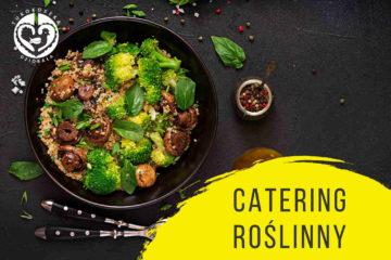 catering roślinny wegański wegetariański